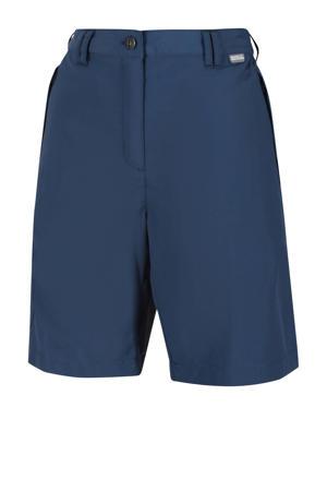 outdoor short Chaska donkerblauw