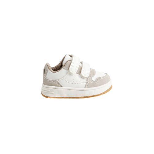 Mango Kids sneakers wit/beige