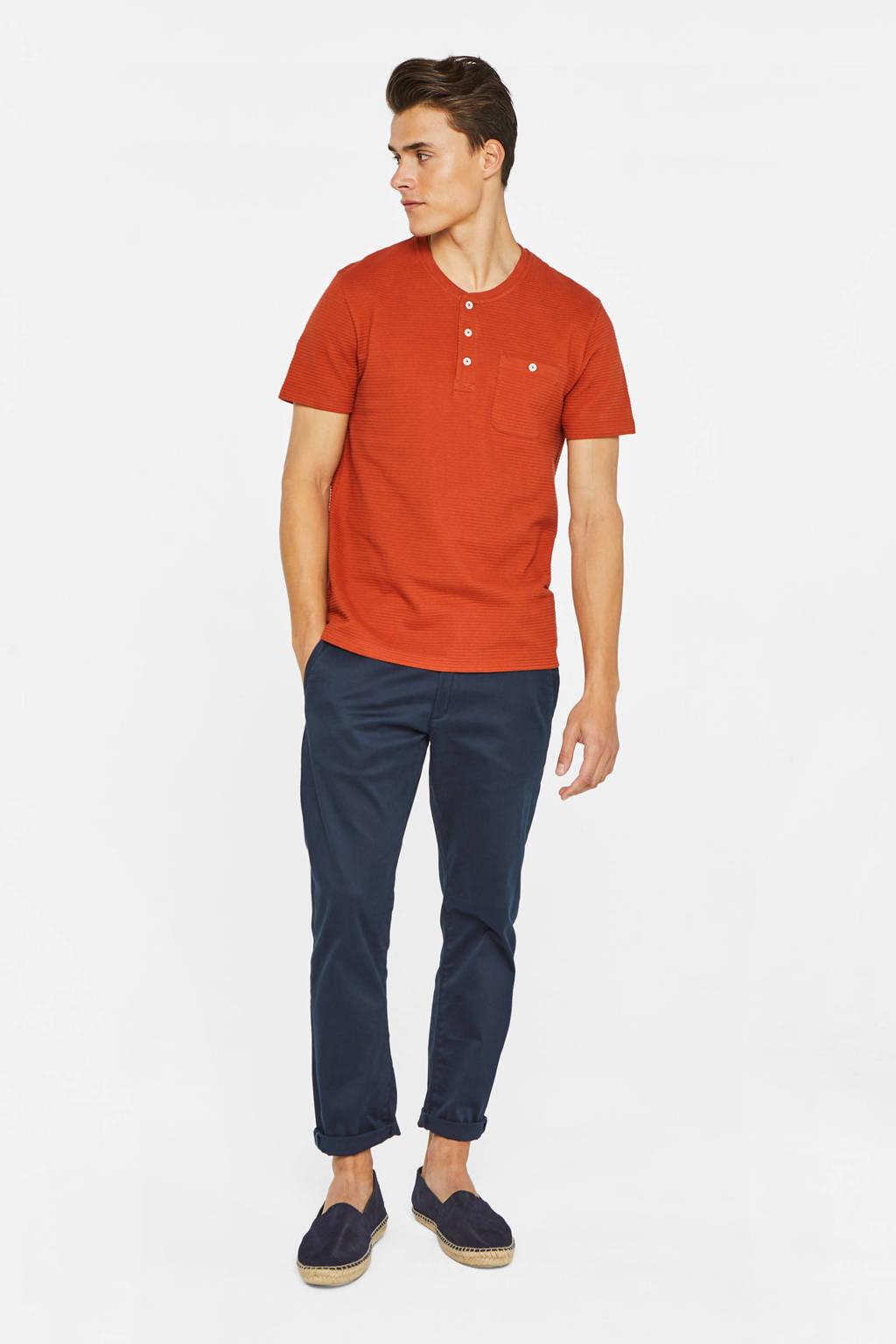 WE Fashion T-shirt oranje, Oranje