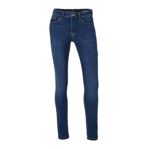 C&A The Denim skinny jeans donkerblauw