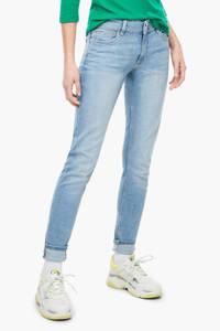 Q/S designed by skinny jeans lichtblauw, Lichtblauw