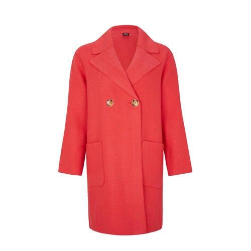 s.Oliver BLACK LABEL coat rood