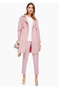s.Oliver BLACK LABEL coat roze, Roze
