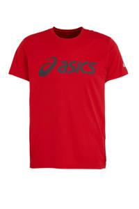 ASICS   hardloopshirt rood, Rood
