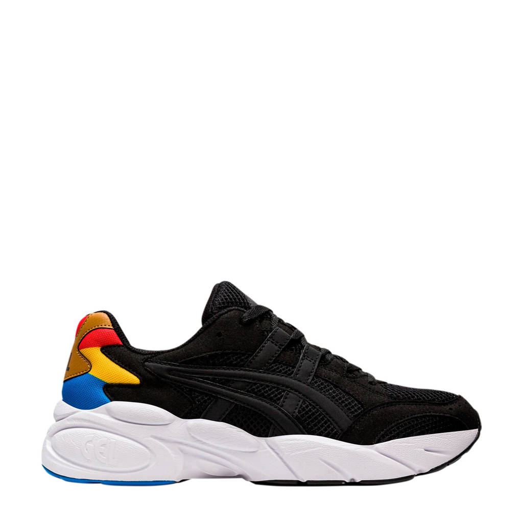 ASICS Gel-BND  sneakers zwart/rood/geel, zwart/rood/rood