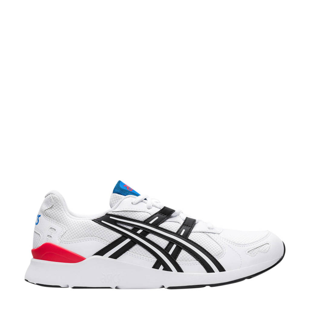 ASICS Gel-Lyte Runner 2 sneakers wit/zwart/rood, Wit/zwart/rood