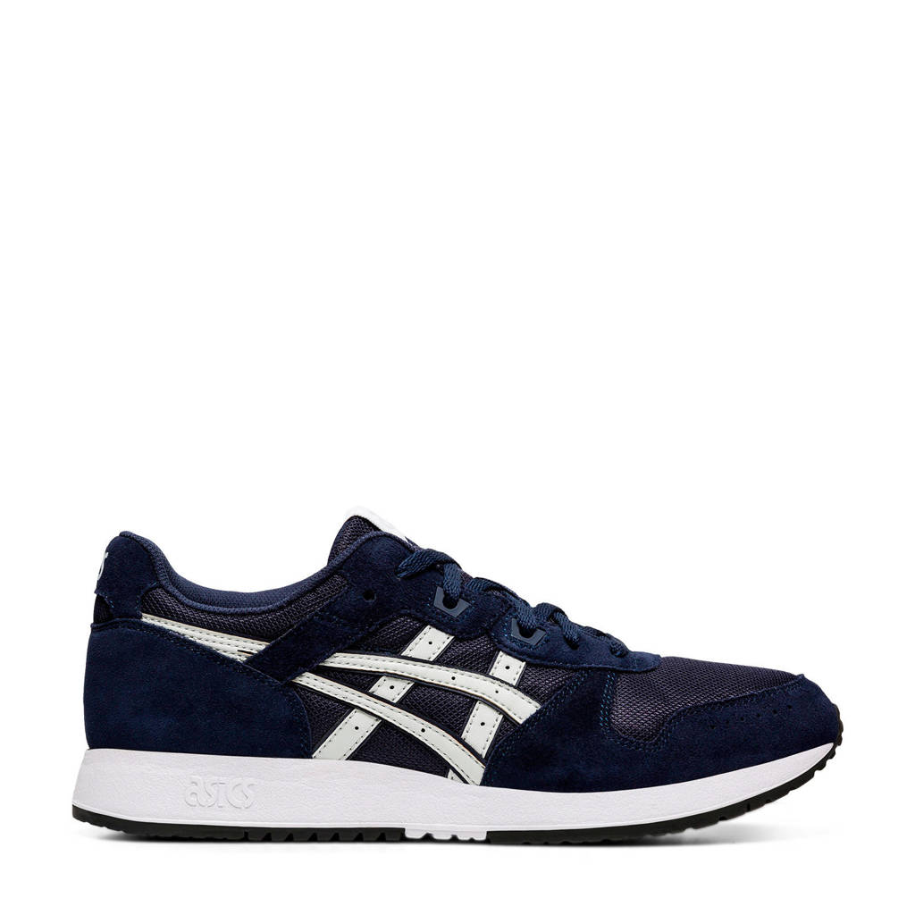 ASICS Sportstyle Lyte Classic  sneakers donkerblauw/wit, Donkerblauw/wit