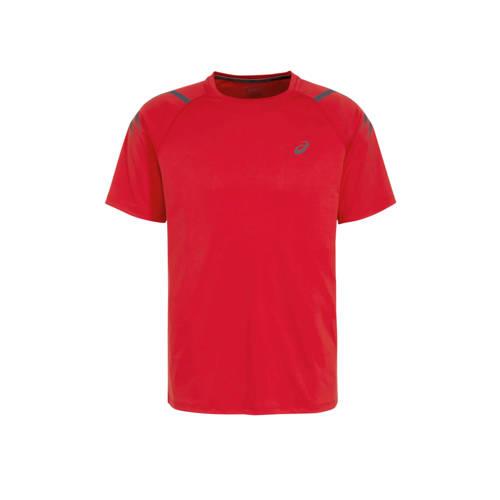 ASICS hardloopshirt rood