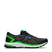 ASICS GT-1000 9 hardloopschoenen zwart/fluor groen, Zwart/fluor groen