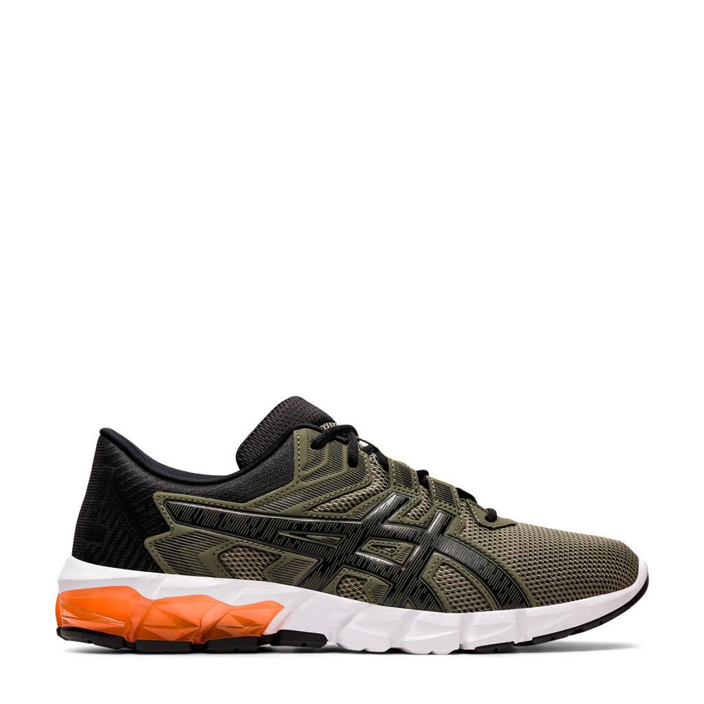 ASICS Gel-Quantum 90 2 sneakers kaki/donkergroen, Kaki/donkergroen