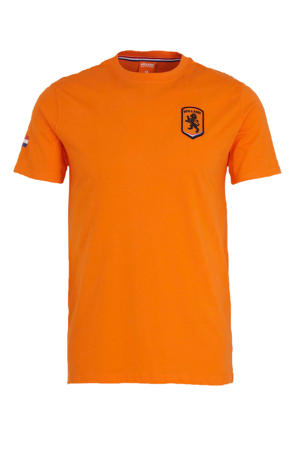 Holland T-shirt oranje