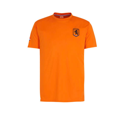 State of Football Holland T-shirt oranje