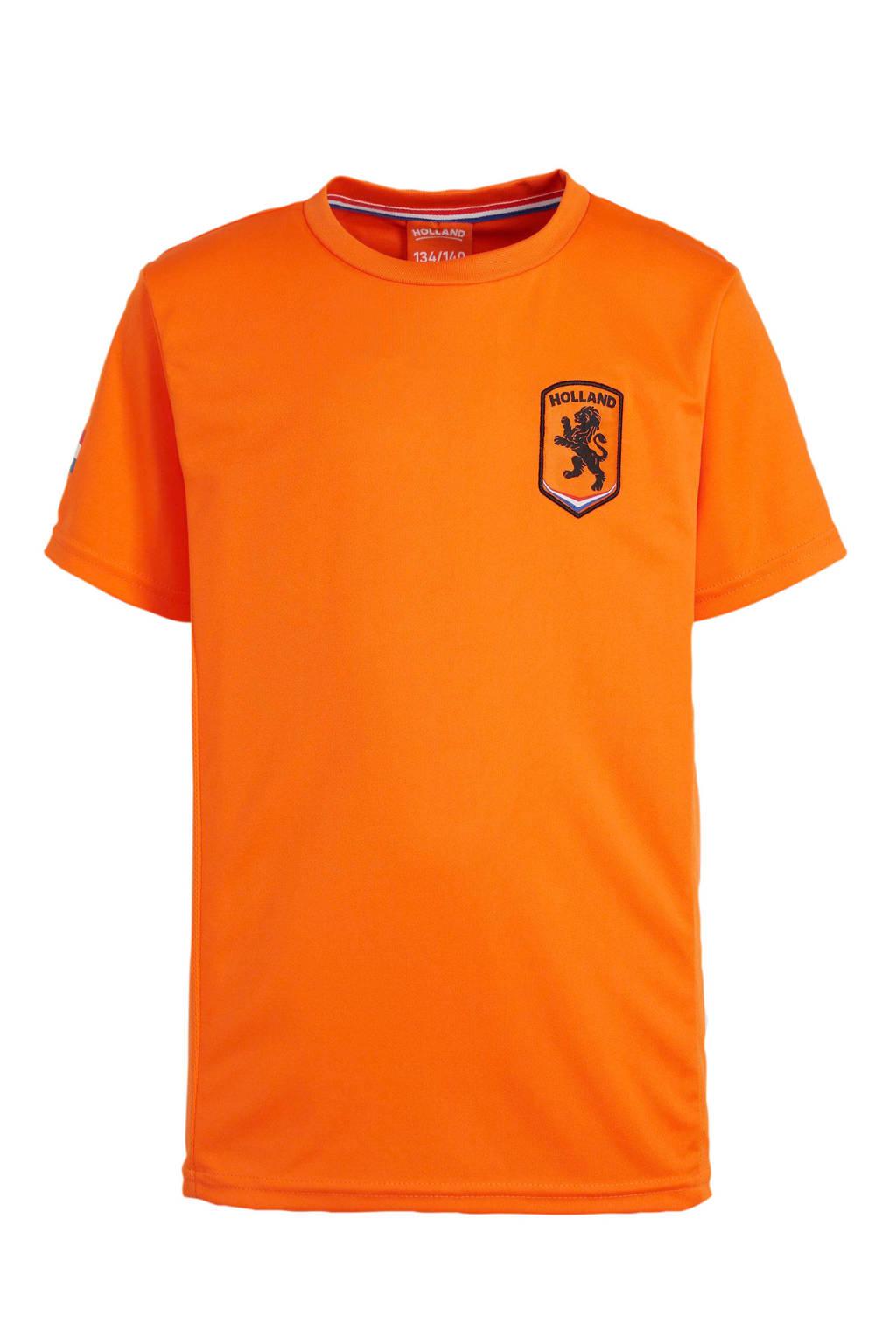 State of Football   Holland T-shirt oranje, Oranje