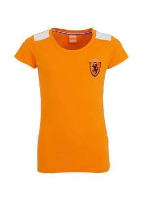 Holland T-shirt oranje