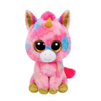 Ty Beanie Boo's Fantasia Unicorn knuffel 15 cm, Multicolor