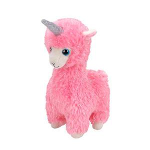 Beanie Boo's Lana Alpaca knuffel 15 cm