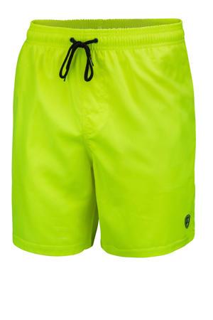 zwemshort Dray neon geel