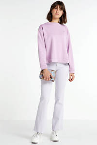 Wrangler flared jeans lila, Lila