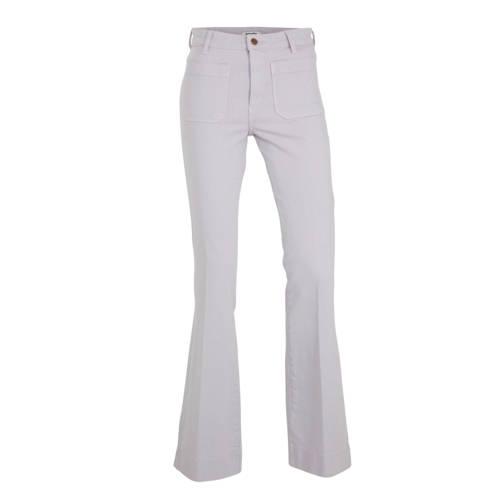 Wrangler flared jeans lila