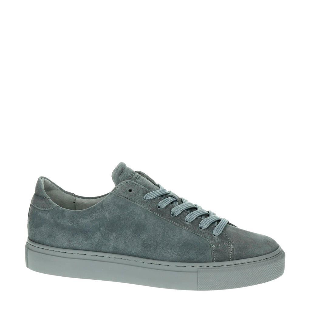 Garment Project Type  suède sneakers grijs, Grijs
