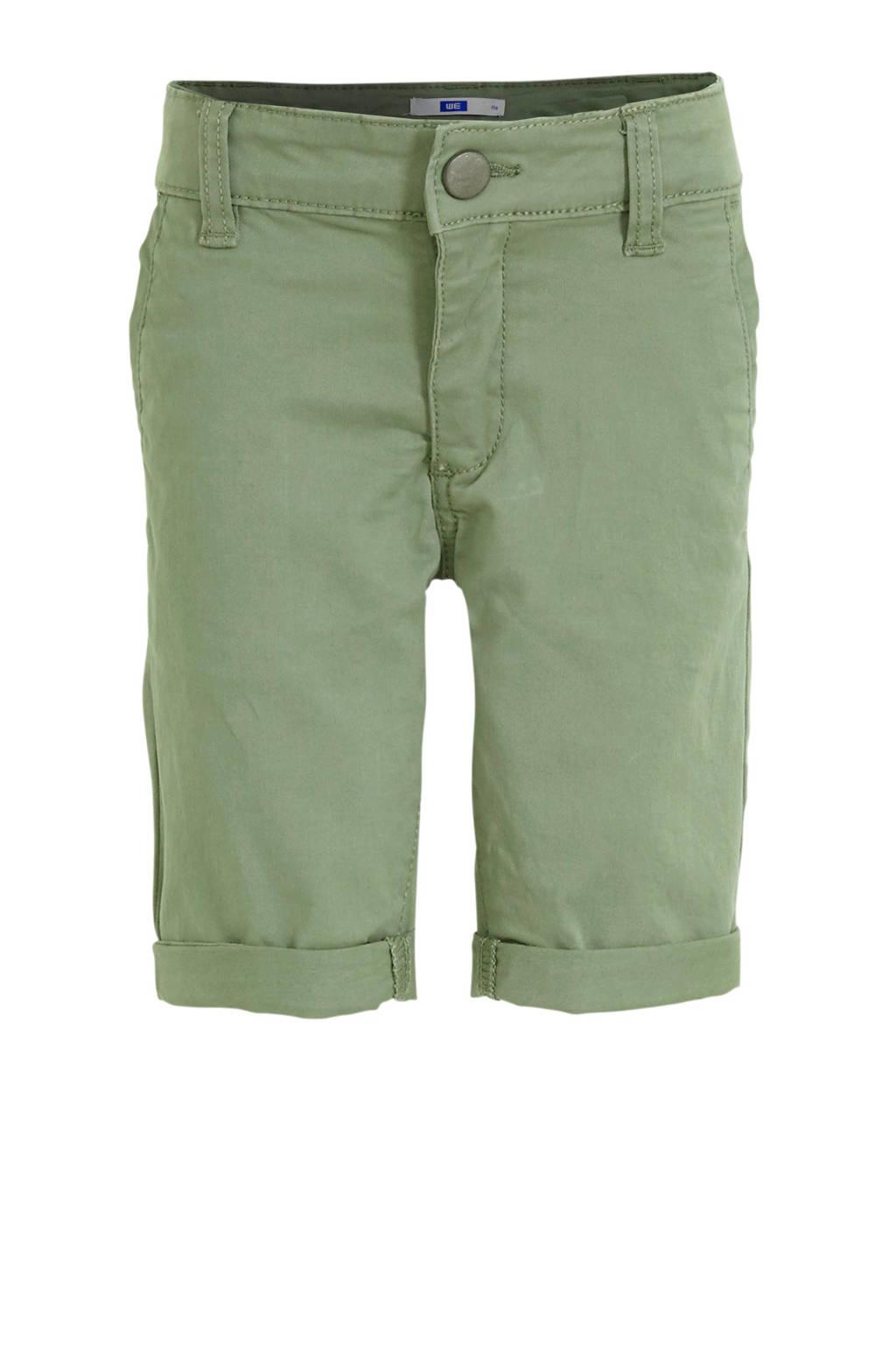 WE Fashion bermuda groen, Groen