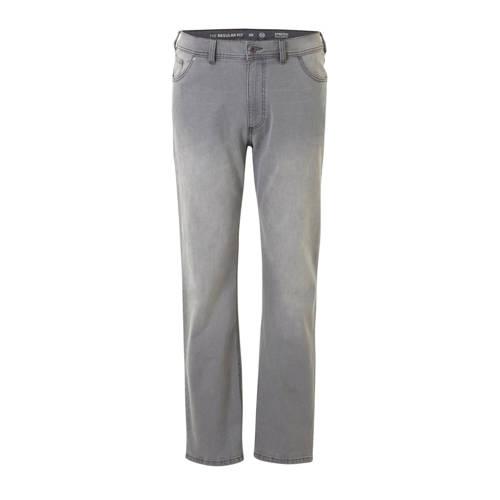 C&A regular fit jeans grijs