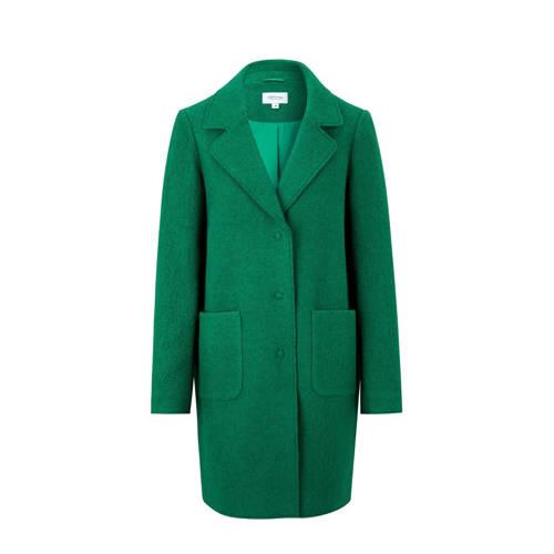 comma casual identity coat groen