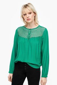Q/S designed by top groen, Groen