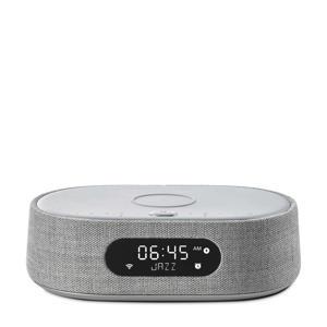 Citation Oasis Smart wekkerradio (grijs)