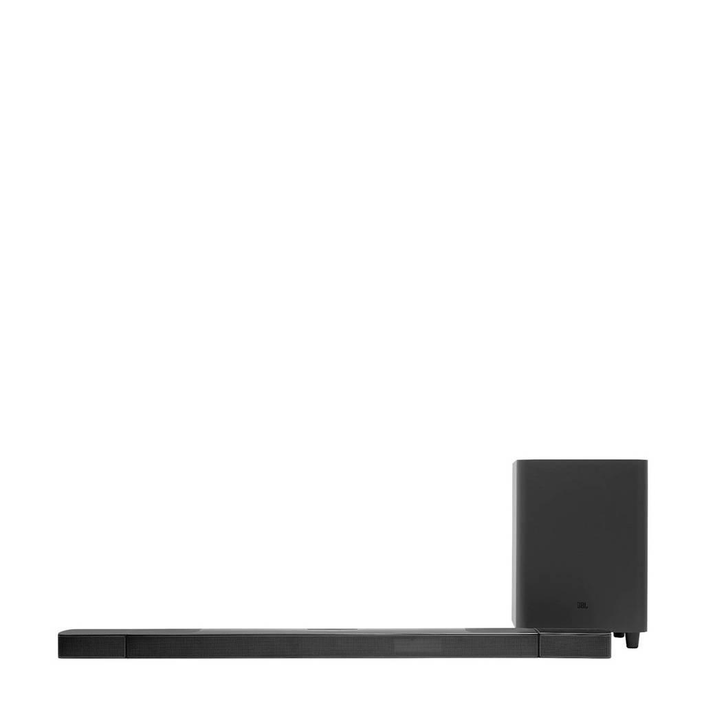 JBL BAR 9.1 TWS soundbar (zwart), Zwart