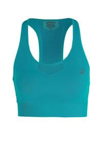 ASICS level 3 sportbh turquoise, Turquoise