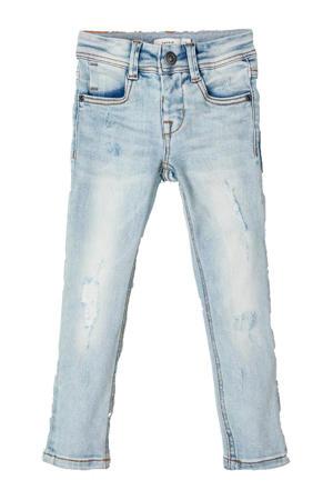 x-slim fit jeans Theo light denim