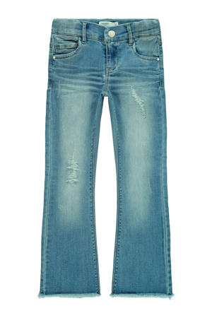 cropped skinny jeans Polly stonewashed