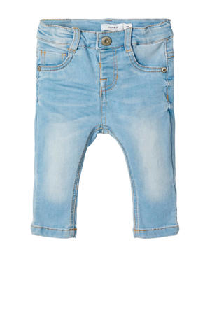 baby slim fit jeans Sofus light denim