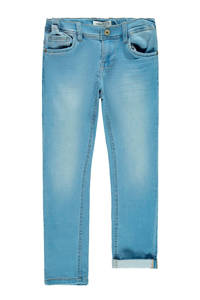 NAME IT KIDS x-slim fit jeans Silas light denim bleached, Light denim bleached
