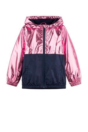 jasje Mai donkerblauw/roze