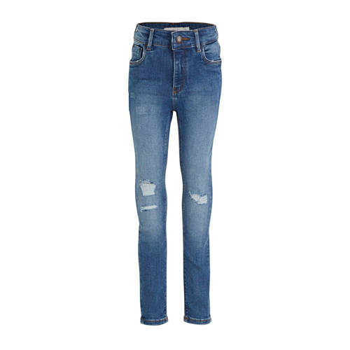 NAME IT KIDS high waist skinny fit jeans Polly sto