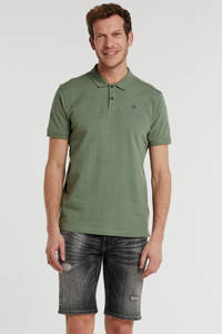 LERROS regular fit polo reed green, Reed Green