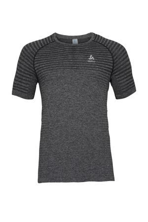 hardloop T-shirt antraciet