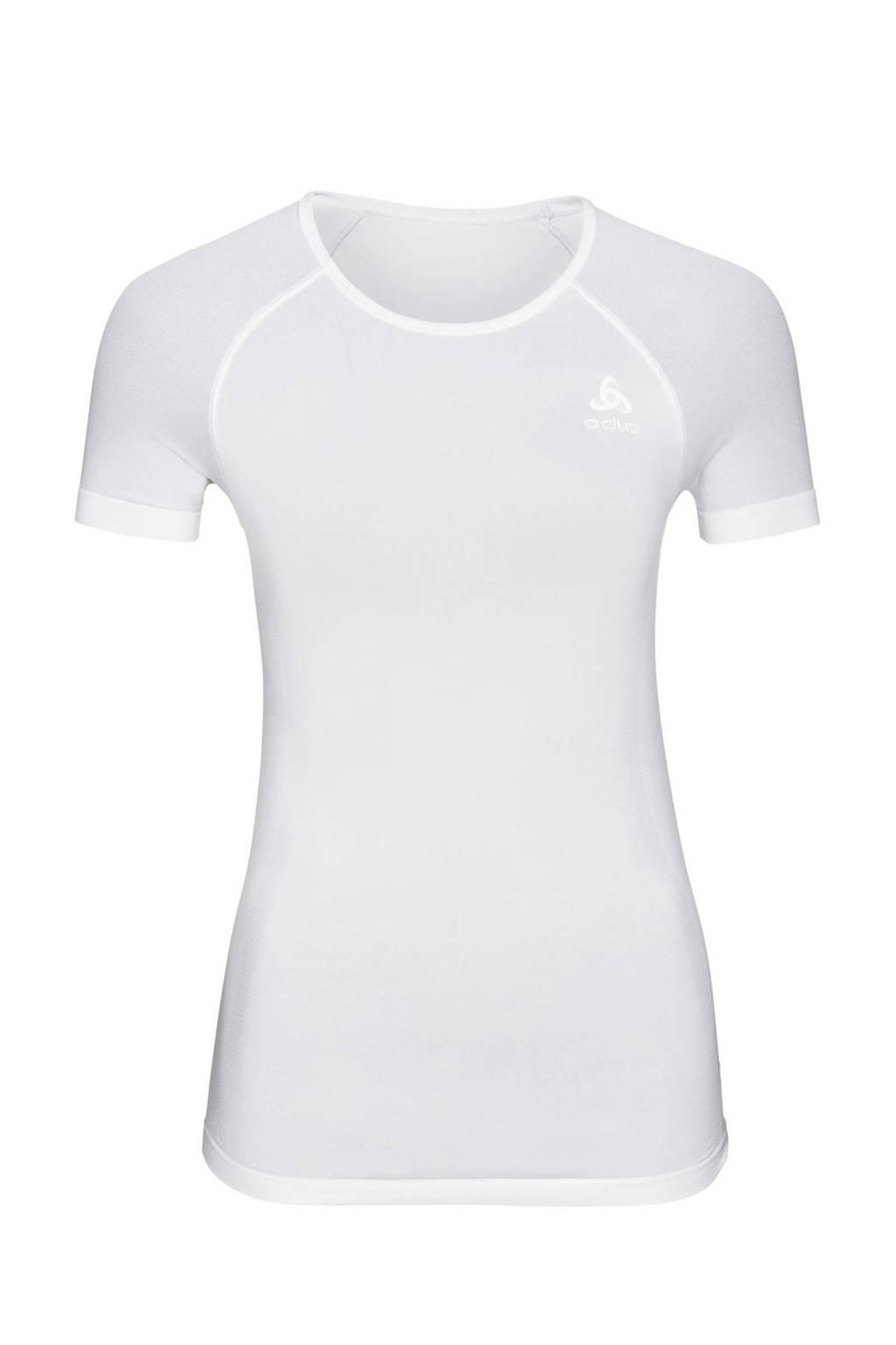 Odlo sport ondershirt wit, Wit