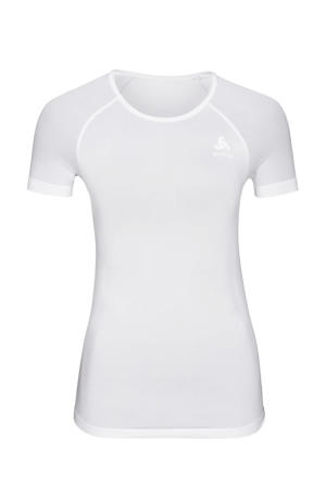 sport ondershirt wit