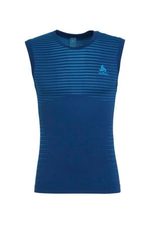 sportsinglet blauw