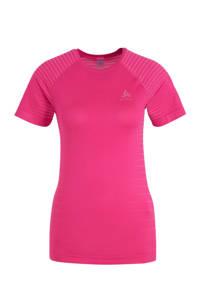Odlo sport ondershirt roze, Roze