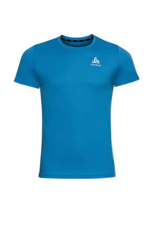 hardloop T-shirt blauw