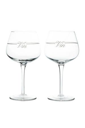 RM Vin wijnglas (set van 2)
