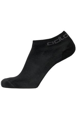 sneakersokken - set van 2 zwart