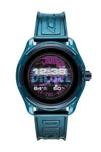 Diesel Fadelite Gen 4 Heren Display Smartwatch DZT2020, Blauw