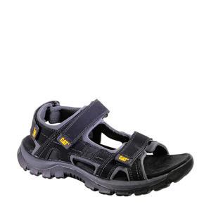 Giles  sandalen zwart