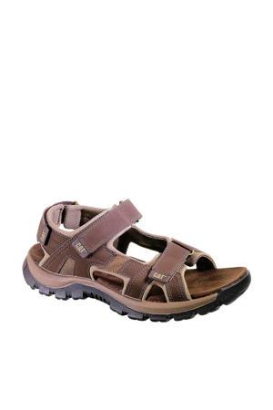 Giles  sandalen bruin