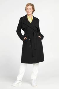 PROMISS coat zwart, Zwart